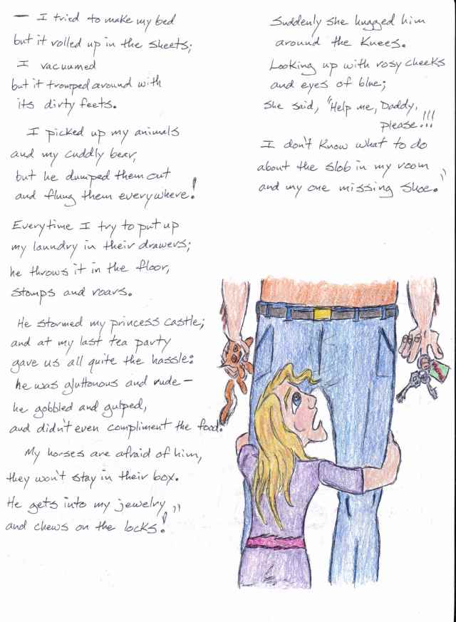 Slob - page four